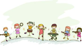 kids with instruments-01